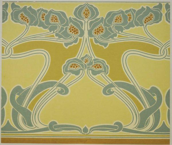 petite histoire du papier peint mus e du papier peint rixheim france. Black Bedroom Furniture Sets. Home Design Ideas