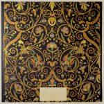 """Papier peint , Manufacture Balin, Paris, 1872 - Prêt à l'exposition """"Schöner schein"""", Museumslandschaft Hessen à Kassel en Allemagne"""