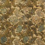 Papier de tapisserie Atelier Defourcoy, Paris, vers 1720 Planche et pinceautage Ancienne coll. Follot, Paris cliché©Musée du Papier peint, Rixheim, France