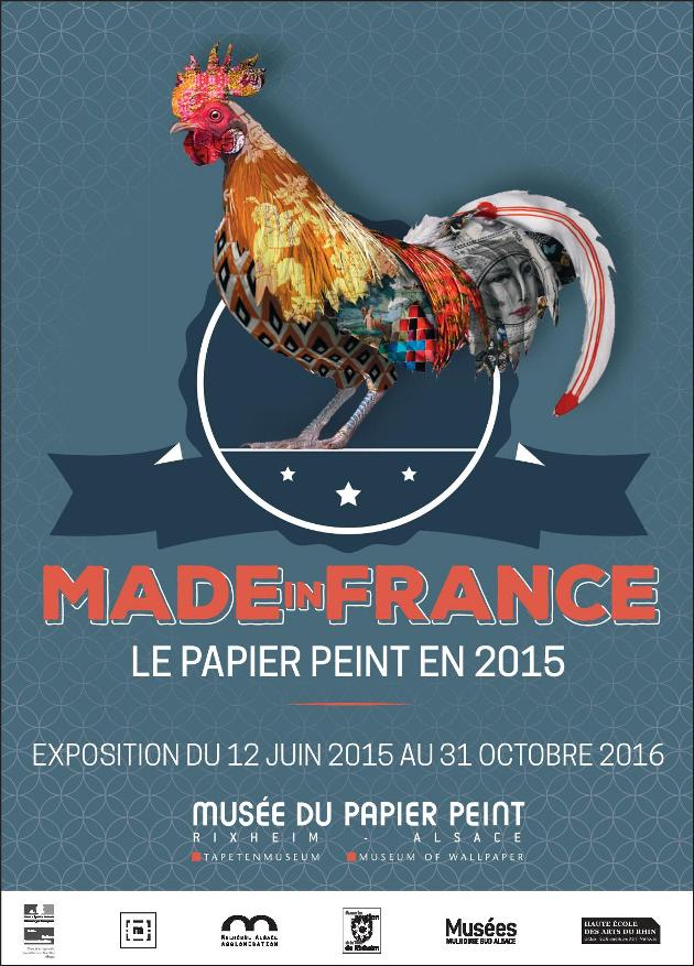 Mpp 2015 Visuel 14 Musee Du Papier Peint Rixheim France