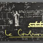 Clavier de couleur, Le Corbusier pour la manufacture Salubra, Allemagne, 1959